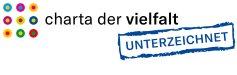 Logo Charta der Vielfalt: zur Website